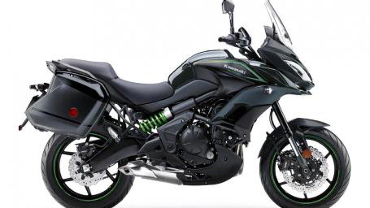 2017 Kawasaki Versys for sale 200420978