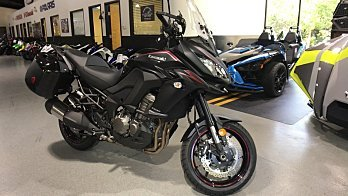 2017 Kawasaki Versys 1000 LT for sale 200422068