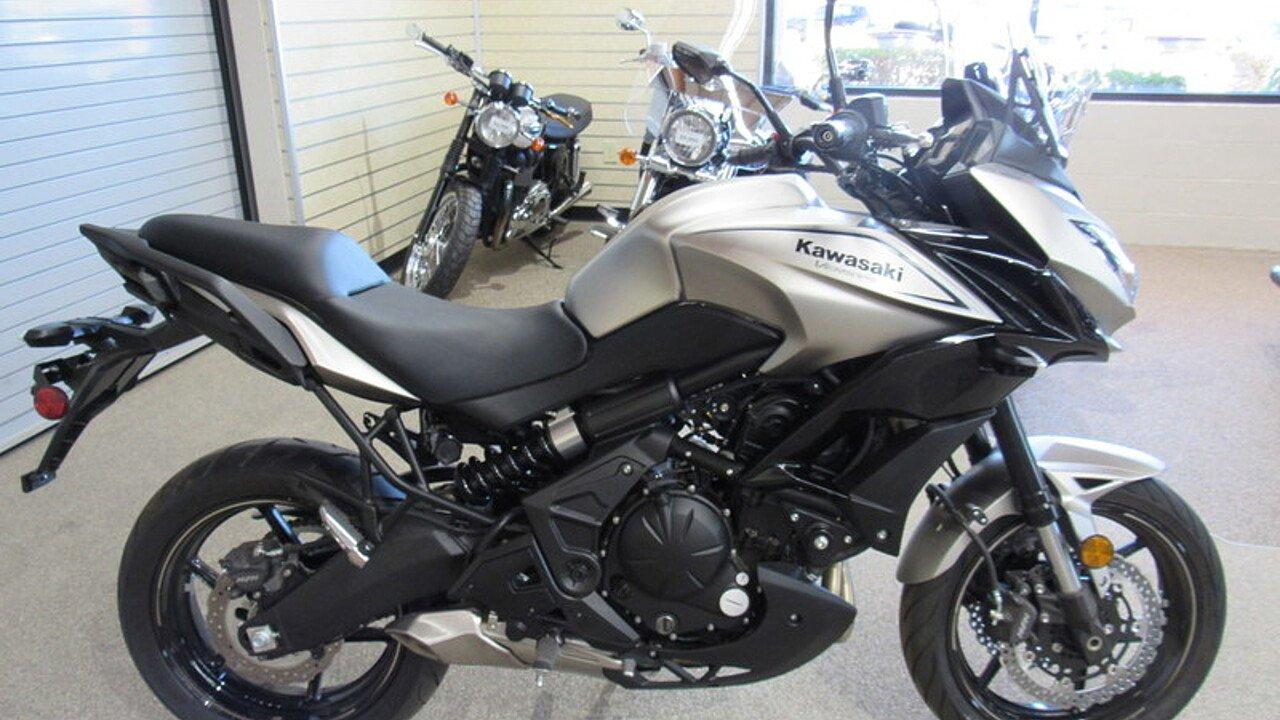 2017 Kawasaki Versys 650 ABS for sale 200422152