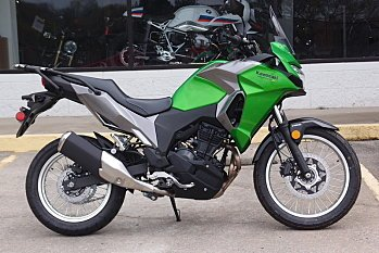 2017 Kawasaki Versys 300 X ABS for sale 200440067