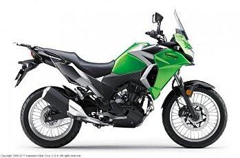 2017 Kawasaki Versys 300 X ABS for sale 200440382