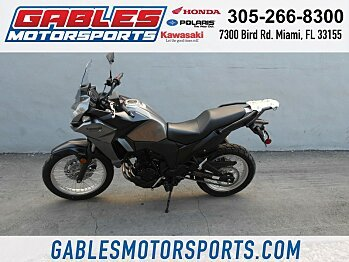 2017 Kawasaki Versys 300 X ABS for sale 200440445