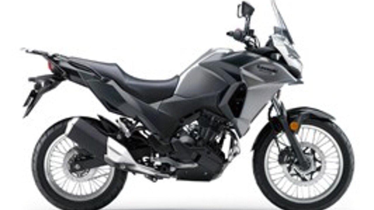 2017 Kawasaki Versys for sale 200443072