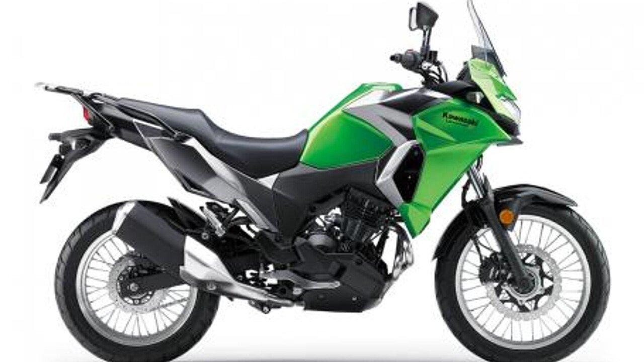 2017 Kawasaki Versys X-300 for sale 200446066