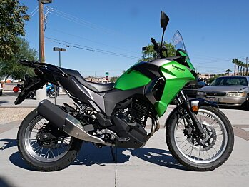 2017 Kawasaki Versys X-300 for sale 200472871