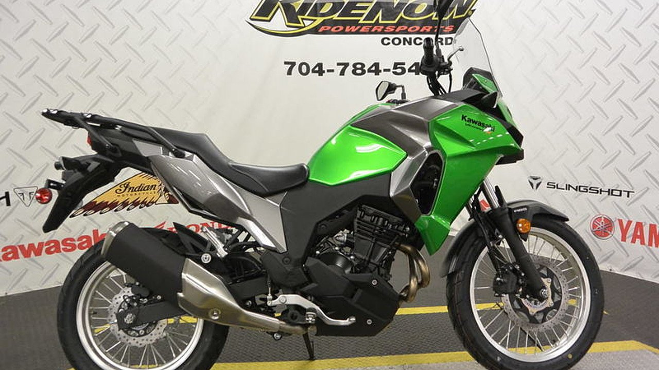 2017 Kawasaki Versys 300 X ABS for sale 200487035