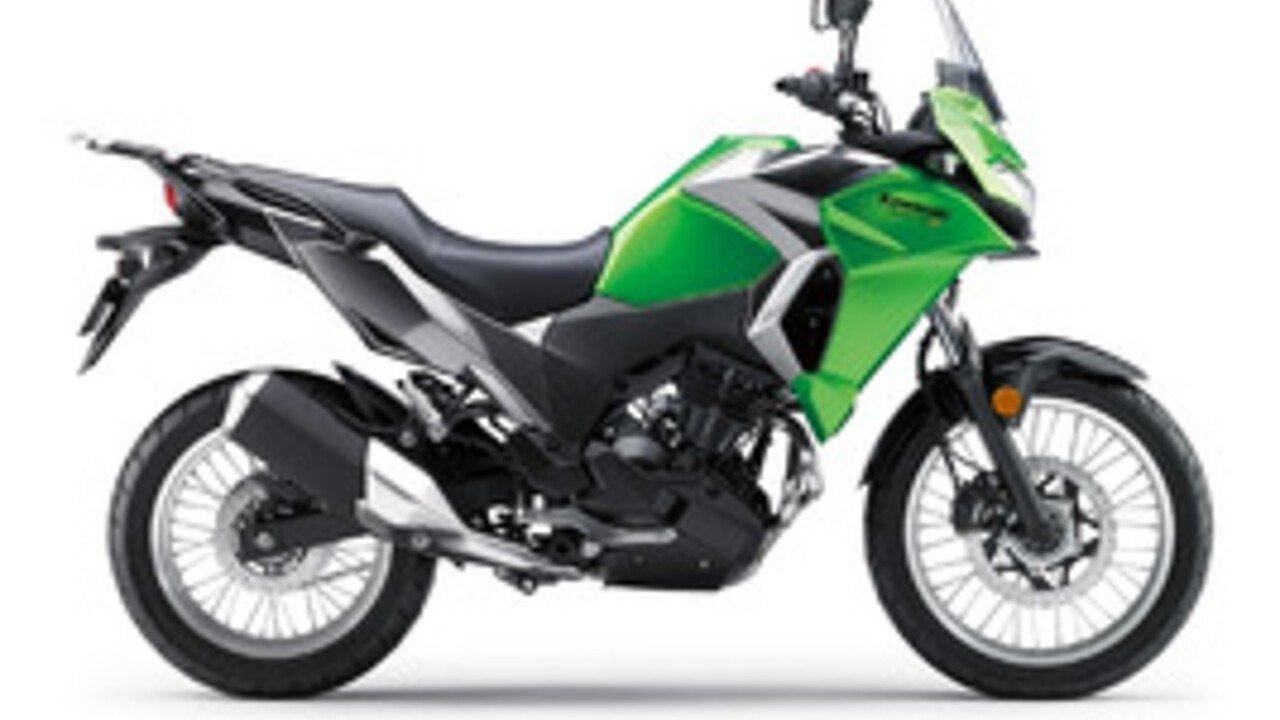 2017 Kawasaki Versys 300 X ABS for sale 200502438