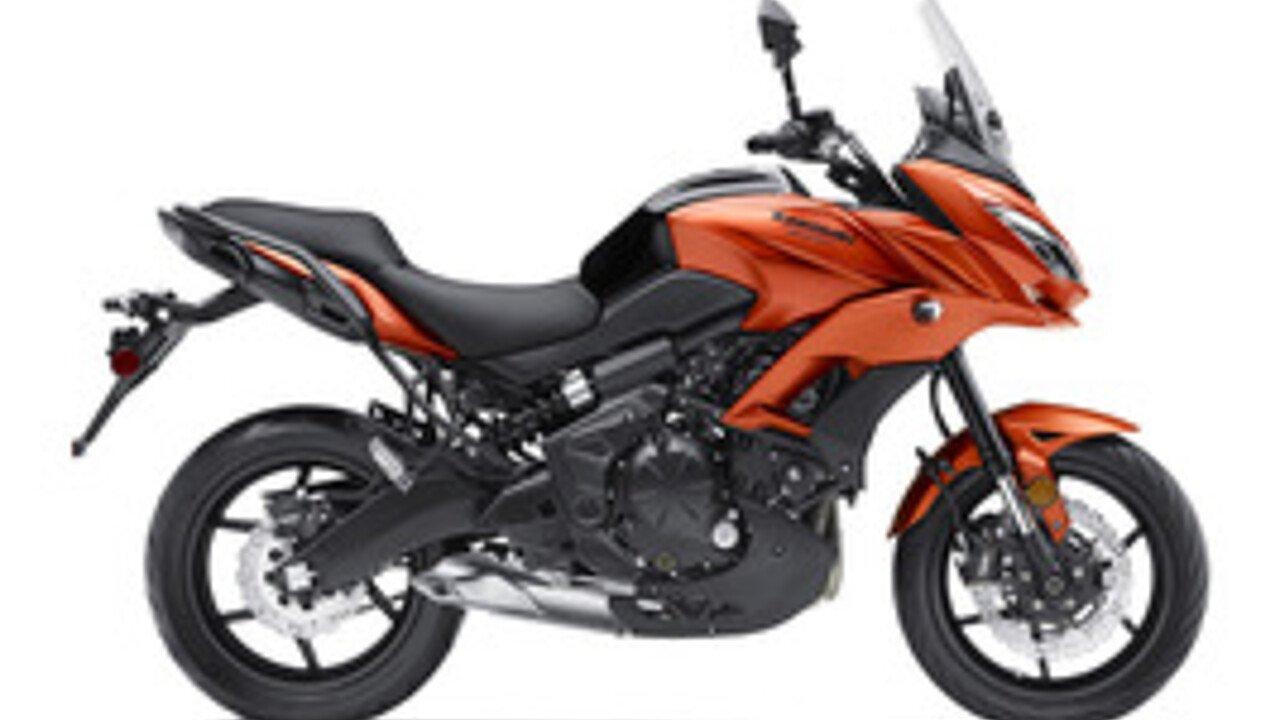 2017 Kawasaki Versys 650 ABS for sale 200502562