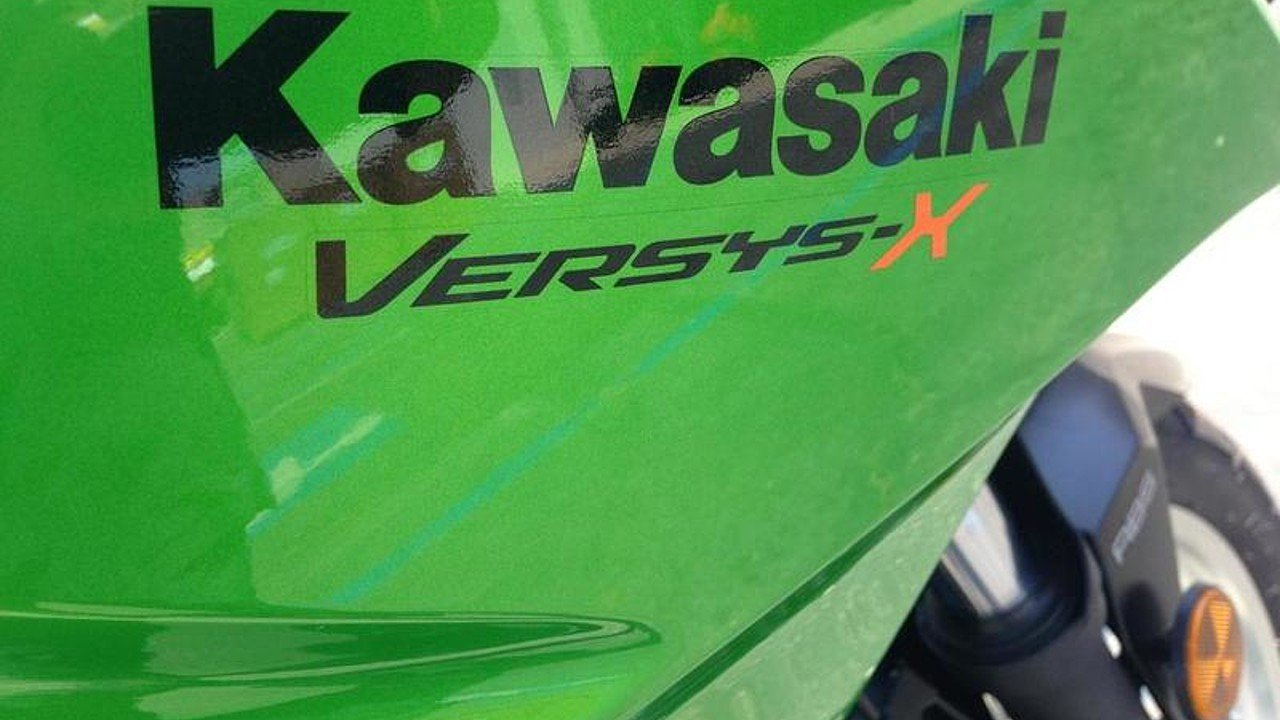 2017 Kawasaki Versys 300 X ABS for sale 200502661