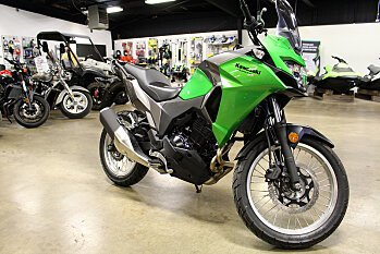 2017 Kawasaki Versys X-300 for sale 200515864