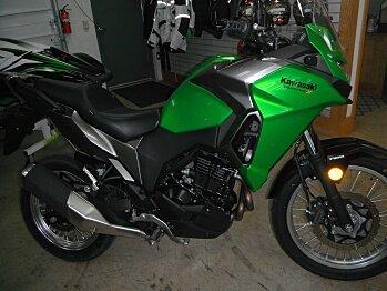 2017 Kawasaki Versys 300 X ABS for sale 200539910