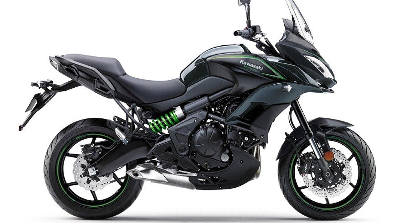 2017 Kawasaki Versys 650 ABS for sale 200547092