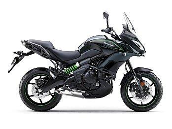 2017 Kawasaki Versys 650 ABS for sale 200547136