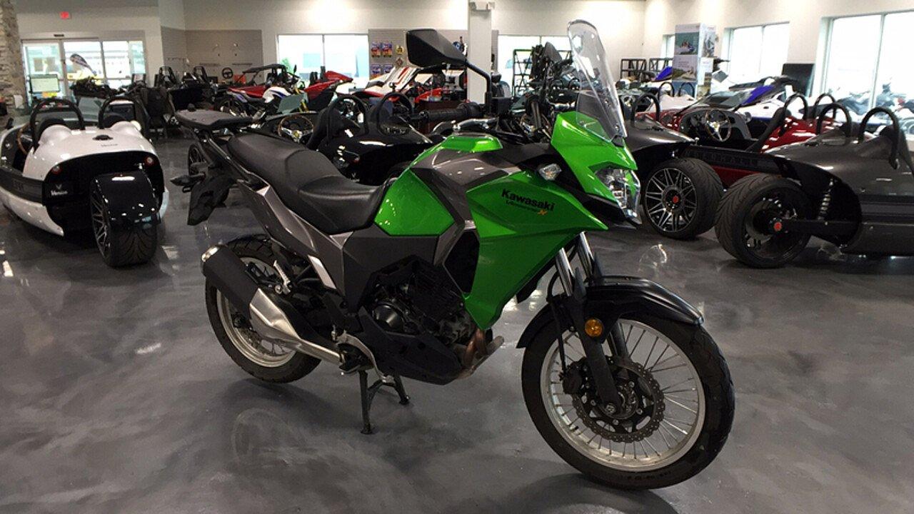 2017 Kawasaki Versys X-300 for sale 200551538