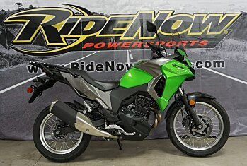 2017 Kawasaki Versys 300 X ABS for sale 200569954