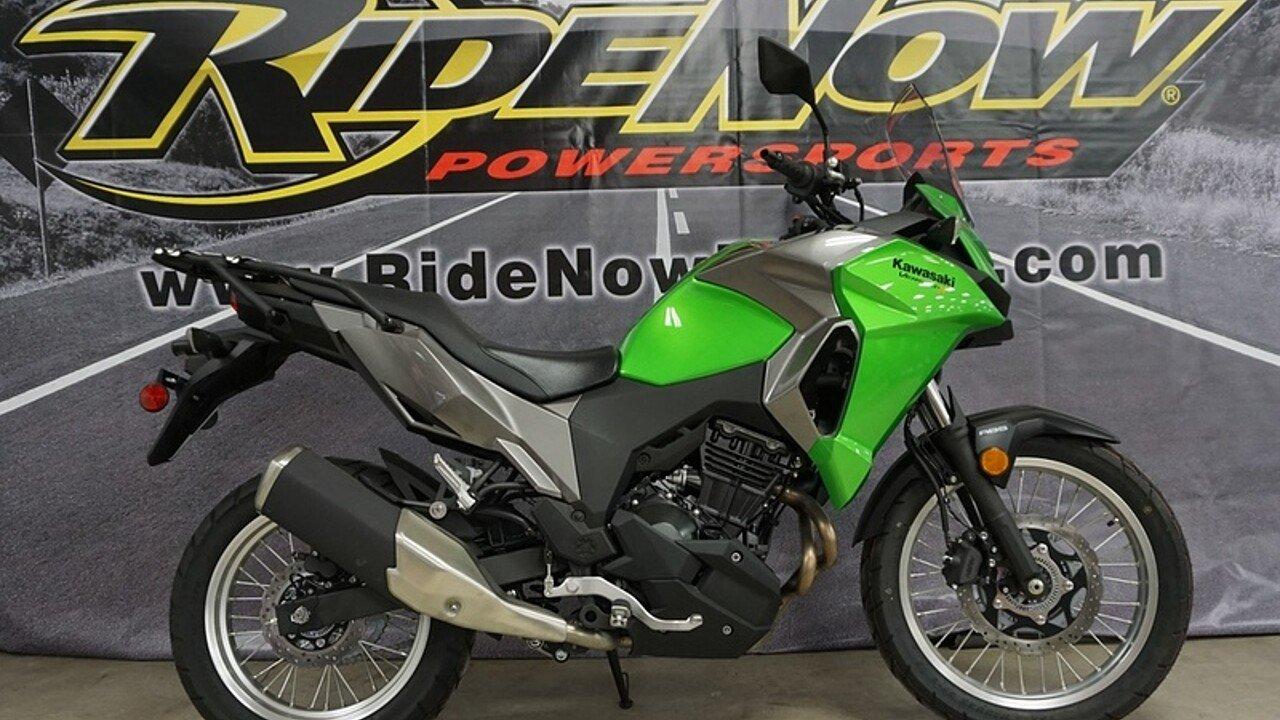 2017 Kawasaki Versys 300 X ABS for sale 200569954
