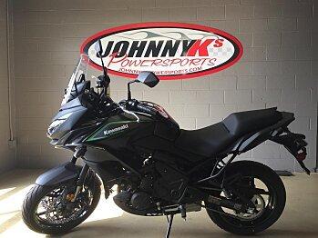 2017 Kawasaki Versys 650 ABS for sale 200600299