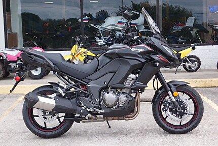 2017 Kawasaki Versys 1000 LT for sale 200445588