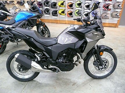 2017 Kawasaki Versys X-300 for sale 200448317