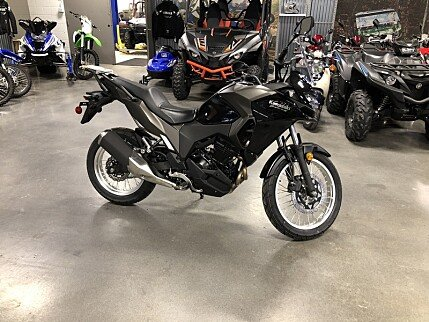 2017 Kawasaki Versys for sale 200470297