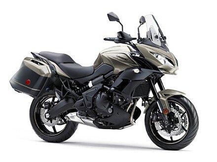 2017 Kawasaki Versys for sale 200474497