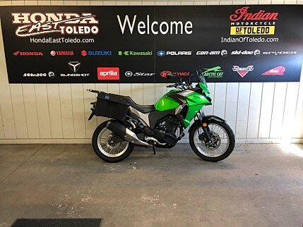 2017 Kawasaki Versys for sale 200568769