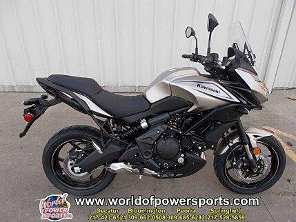 2017 Kawasaki Versys 650 ABS for sale 200636687