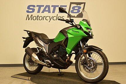 2017 Kawasaki Versys 300 X ABS for sale 200639463