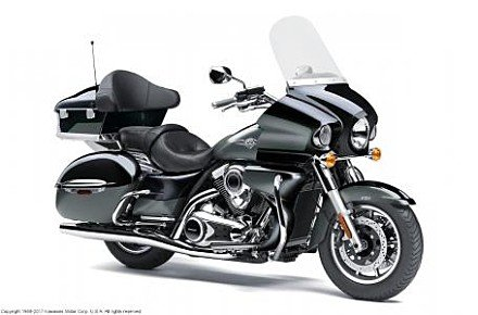 2017 Kawasaki Vulcan 1700 Voyager ABS for sale 200584830