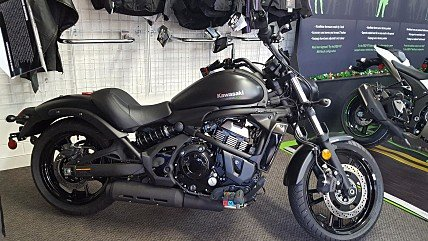 2017 Kawasaki Vulcan 650 for sale 200489918