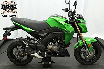 2017 Kawasaki Z125 Pro for sale 200436274