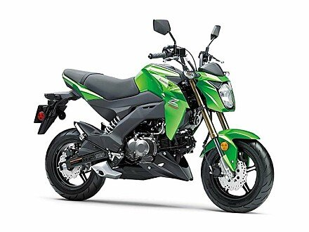 2017 Kawasaki Z125 Pro for sale 200442523