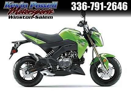 2017 Kawasaki Z125 Pro for sale 200459267