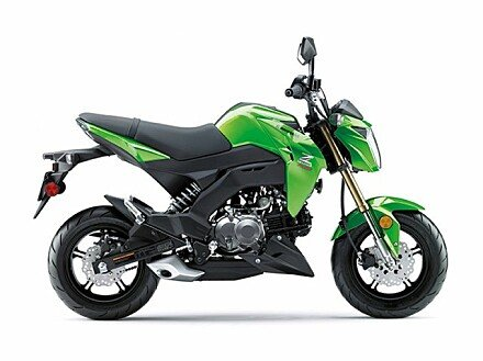 2017 Kawasaki Z125 Pro for sale 200479425
