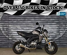 2017 Kawasaki Z125 Pro for sale 200551163