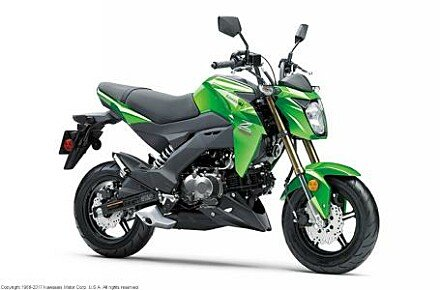 2017 Kawasaki Z125 Pro for sale 200584846