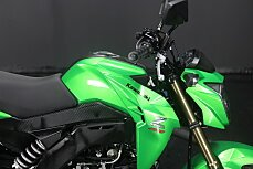 2017 Kawasaki Z125 Pro for sale 200621008