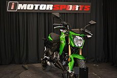 2017 Kawasaki Z125 Pro for sale 200651667