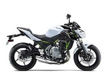 2017 Kawasaki Z650 ABS for sale 200412078