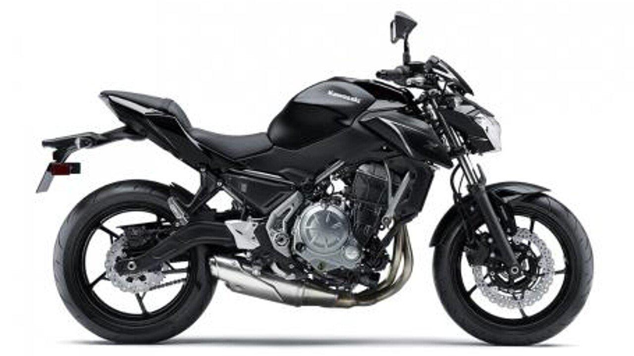 2017 Kawasaki Z650 for sale 200420858