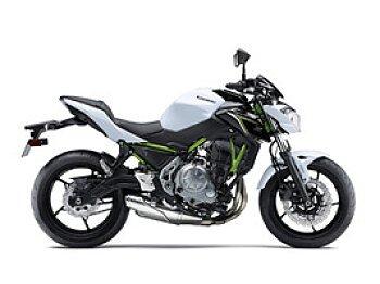 2017 Kawasaki Z650 for sale 200421655