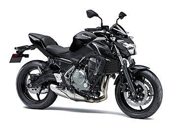 2017 Kawasaki Z650 for sale 200421886