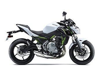 2017 Kawasaki Z650 for sale 200423330