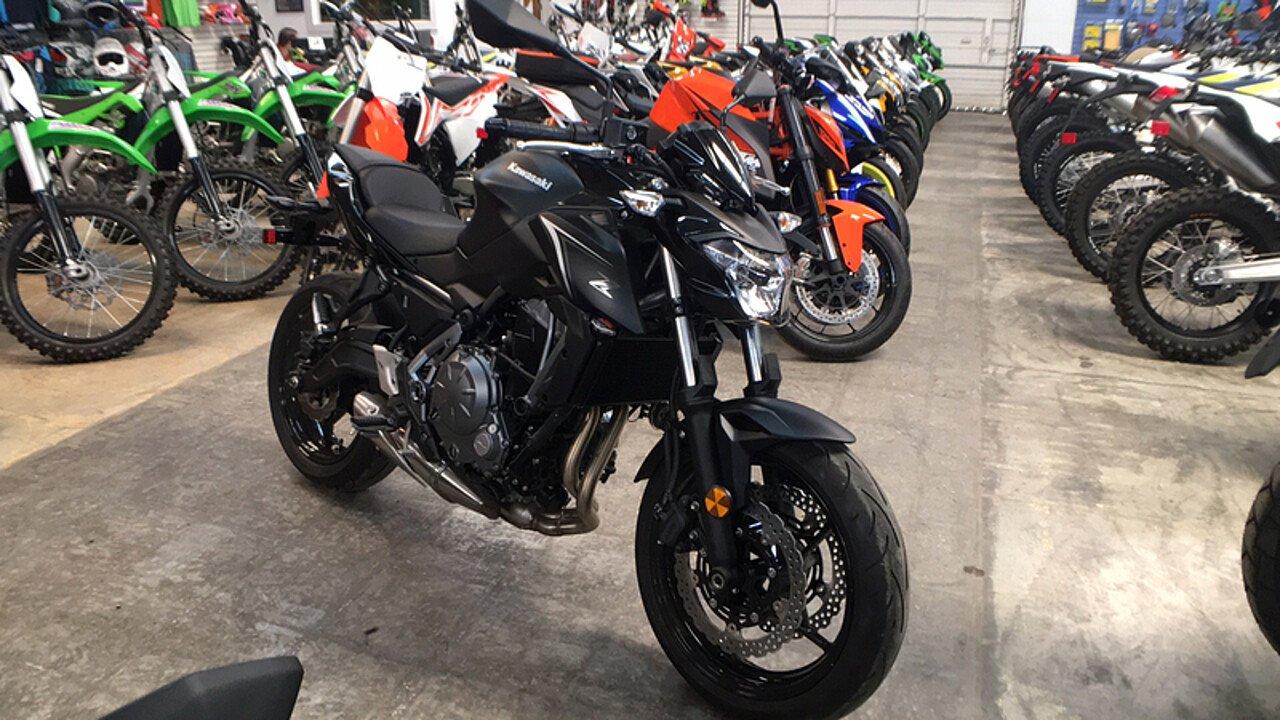 2017 Kawasaki Z650 for sale 200423502