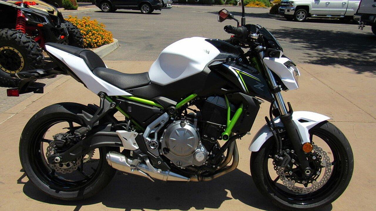 2017 Kawasaki Z650 for sale 200423579