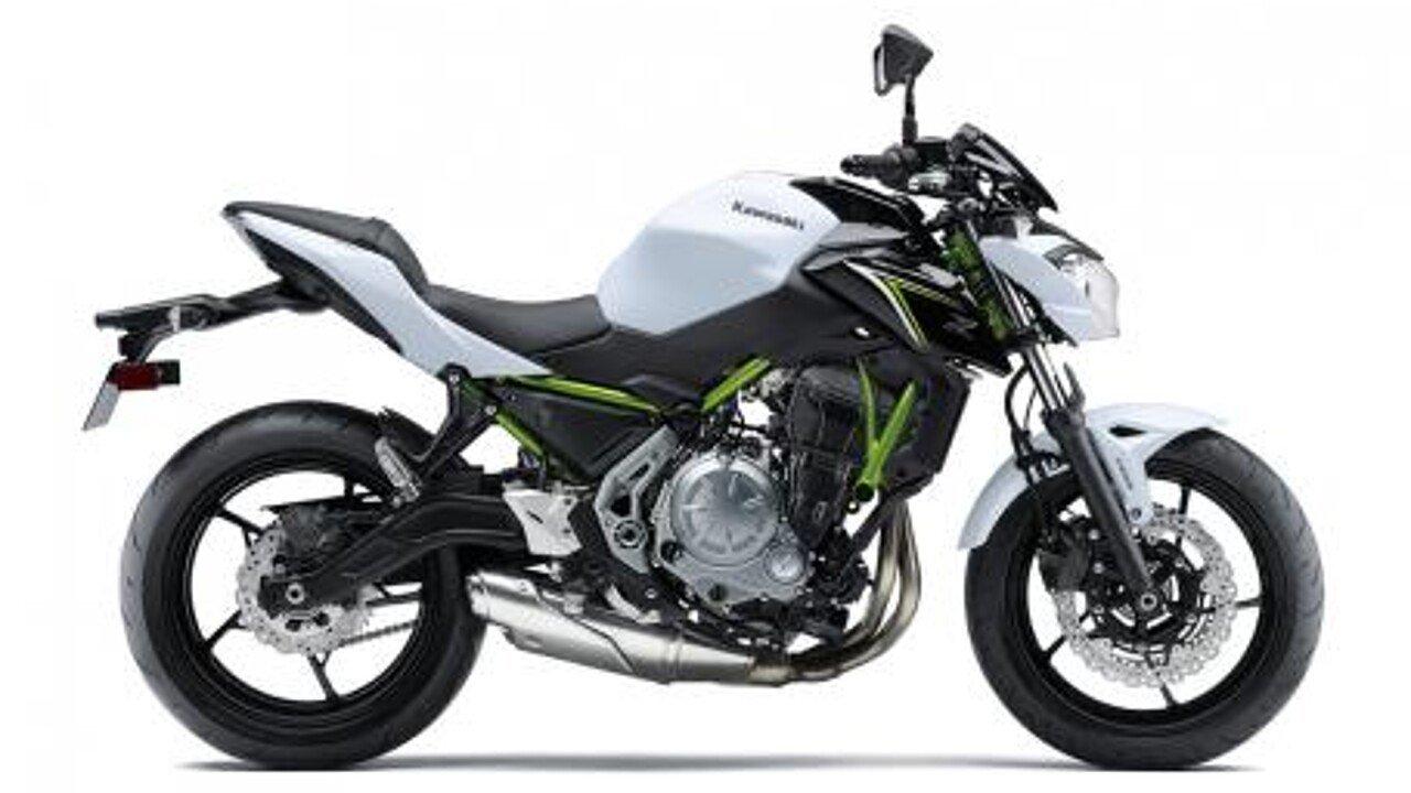 2017 Kawasaki Z650 for sale 200424540