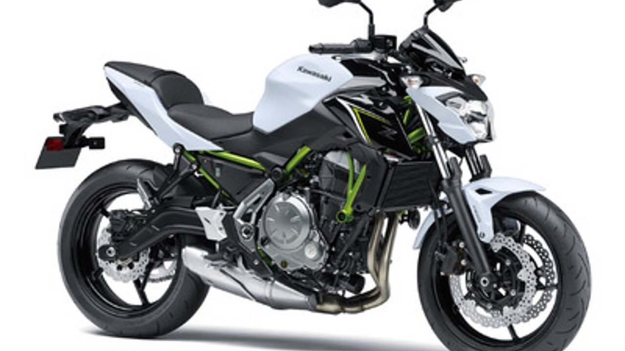 2017 Kawasaki Z650 for sale 200424849