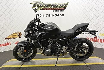 2017 Kawasaki Z650 for sale 200425761
