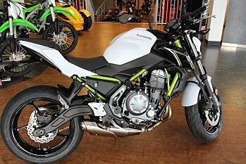 2017 Kawasaki Z650 for sale 200428212