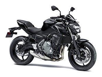 2017 Kawasaki Z650 ABS for sale 200434068